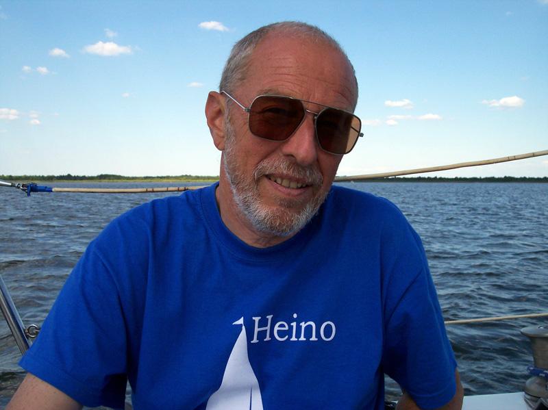 Skipper Heino Holtz